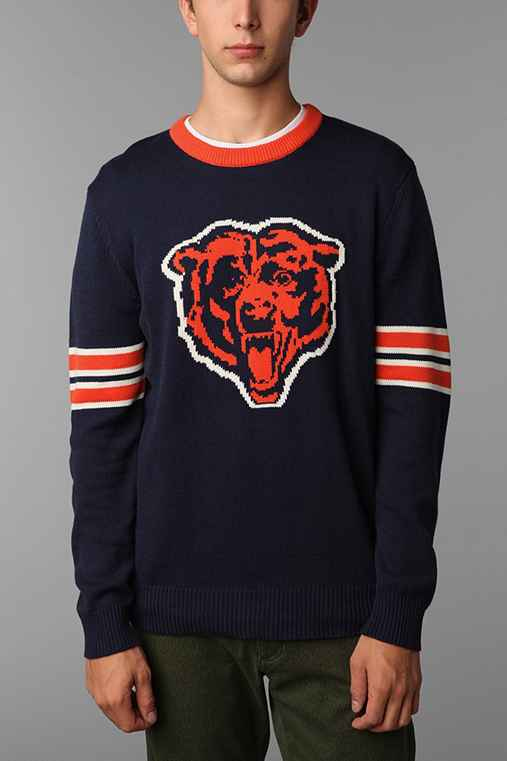 Junk Food NFL Bears Sweater
