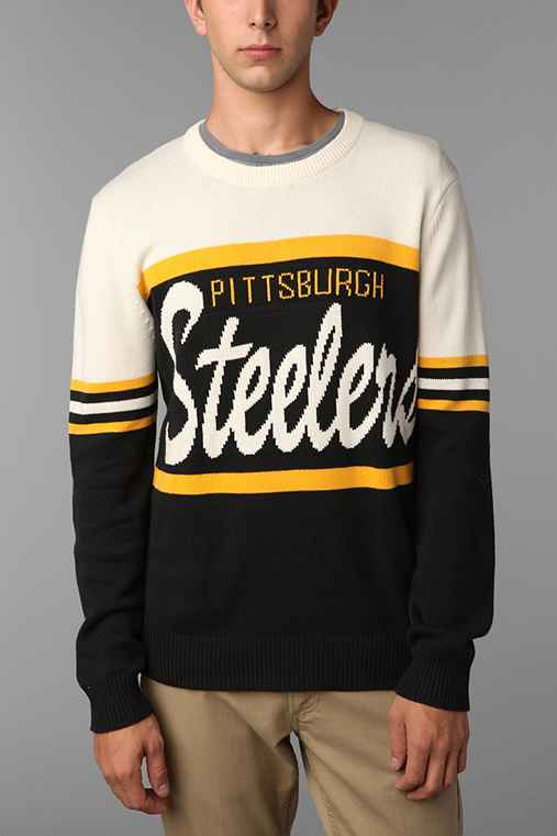 Junk Food NFL Steelers Sweater