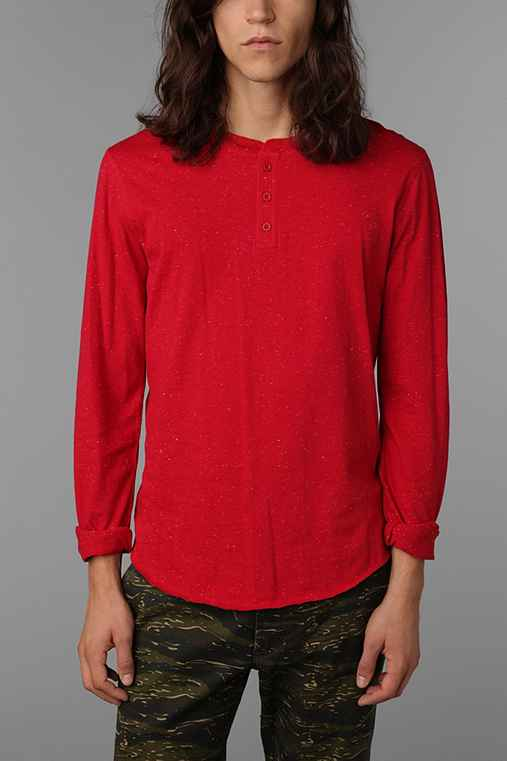 BDG Speckled Henley