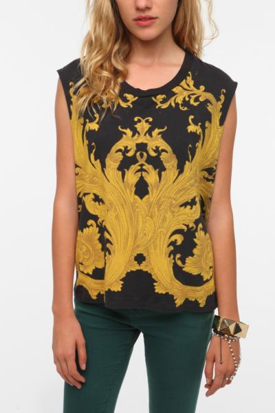 Truly Madly Deeply Scroll Muscle Tee