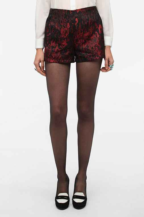 Lucca Couture Jacquard Short