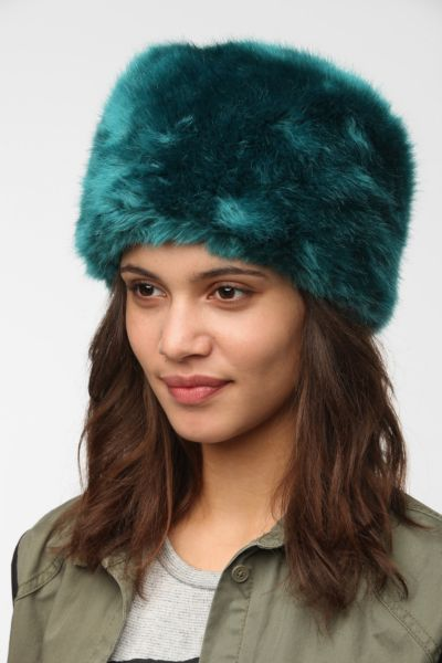 Deena & Ozzy Fur Toque Hat