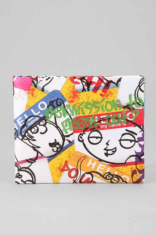 DYNOMIGHTY Family Guy Wallet