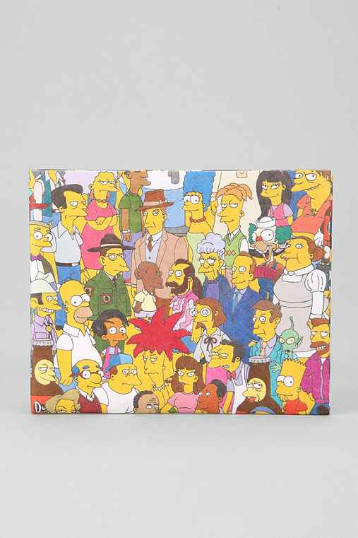 DYNOMIGHTY Simpsons Cast Wallet