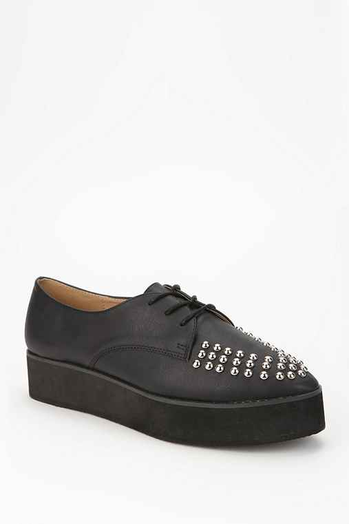Deena & Ozzy Sid Lace-Up Creeper