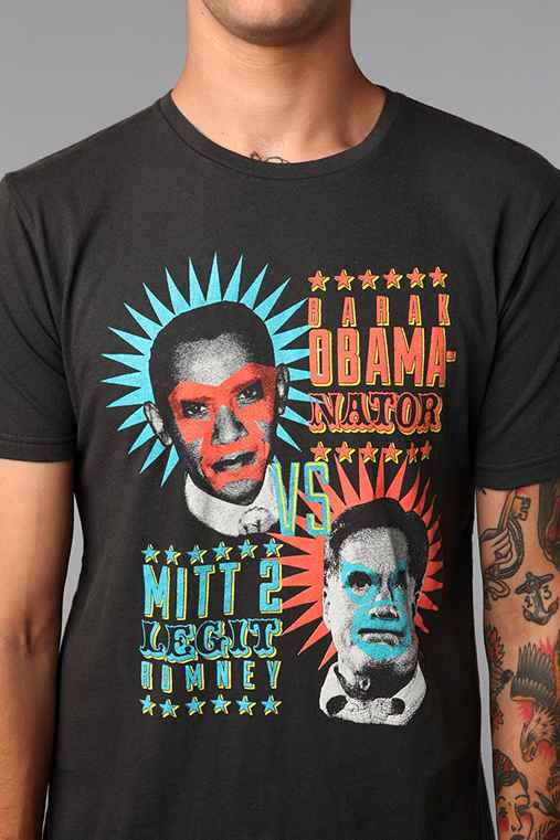 Altru Obama Vs. Romney PPV Tee