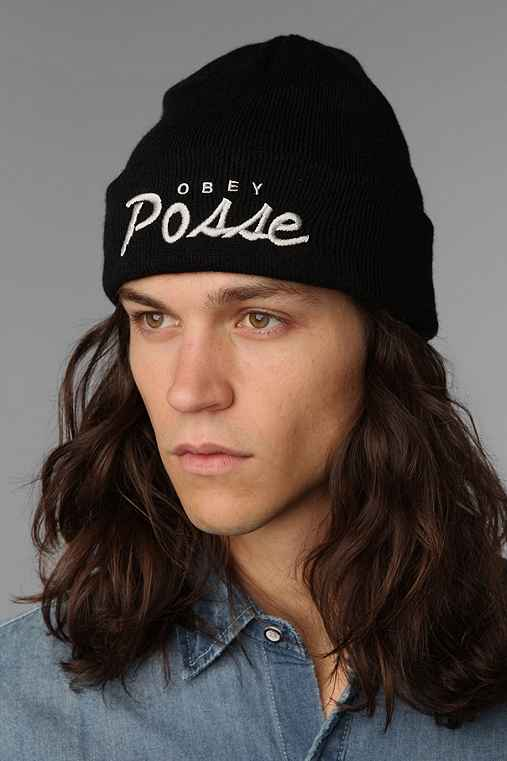 OBEY The Posse Beanie