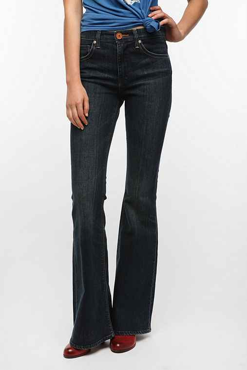 Dittos Veronica High-Rise Flare Jean