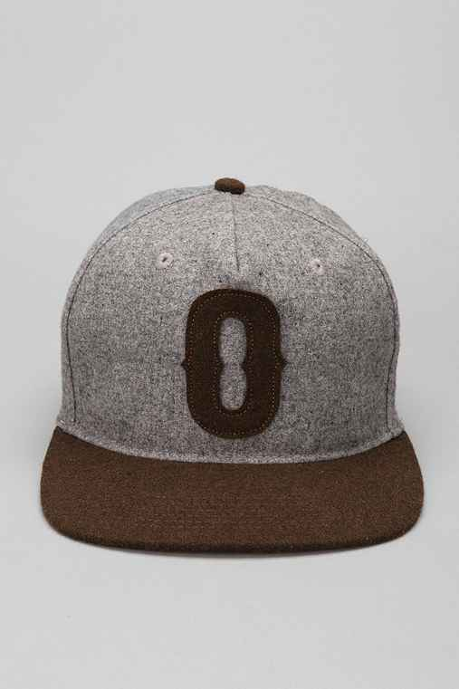 OBEY Grounder Snapback Hat