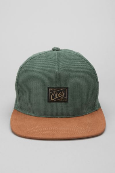 OBEY Luxe Hat