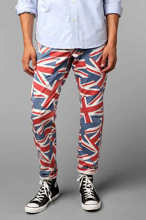 Dockers Union Jack Alpha Khaki Pant