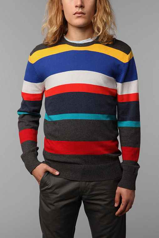 life/after/denim Striped Blizten Sweater
