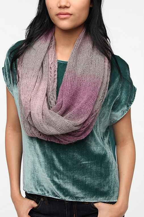 Staring at Stars Aurora Ombre Eternity Scarf