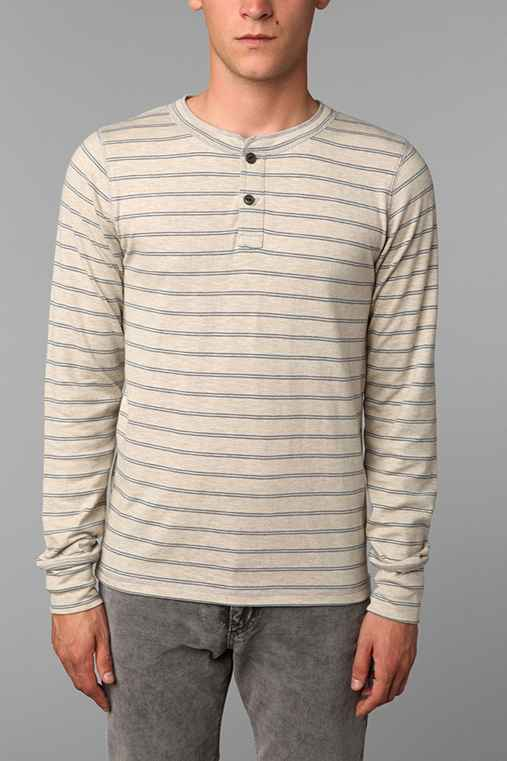 Brooklyn Cloth Jaspe Henley