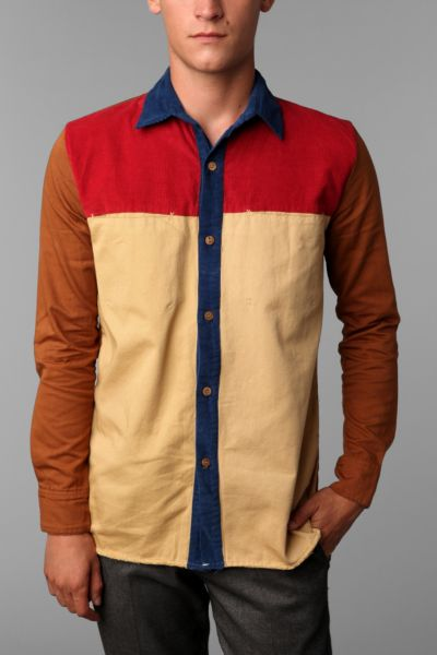 Vanguard Mix N Match Shirt