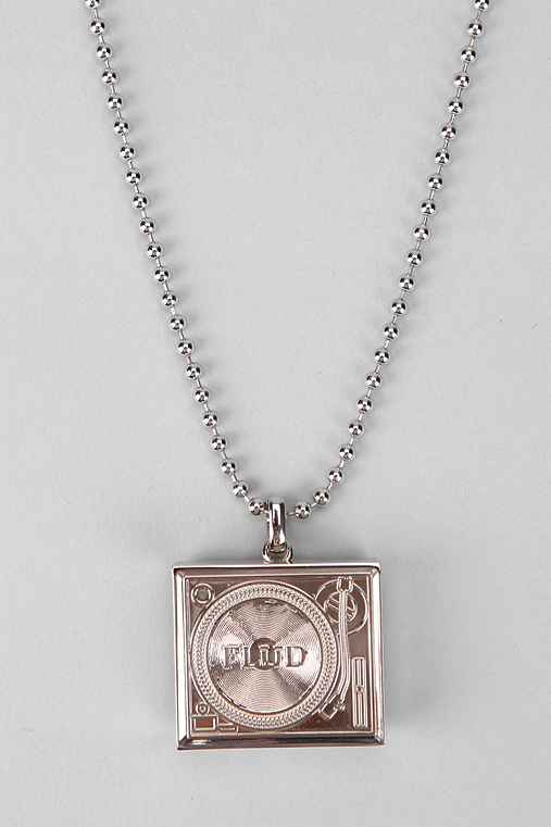 Flud Turntable Necklace