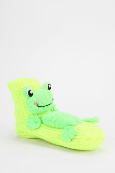 Animal Slipper-Sock
