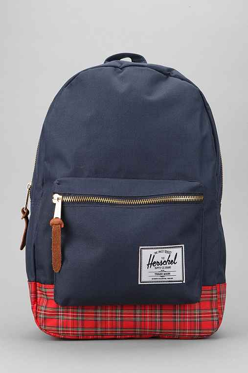 Herschel Supply Co. Settlement Tartan Backpack