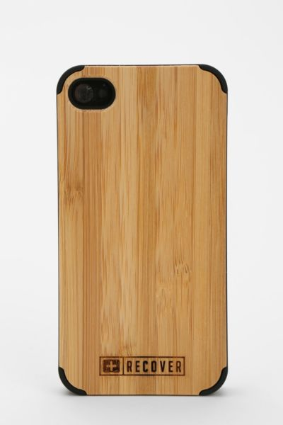 Recover Wood iPhone 4/4s Case