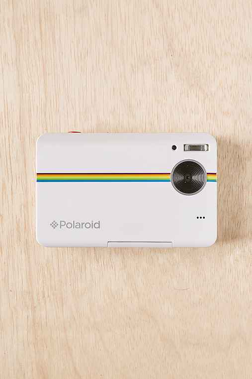 Polaroid Z2300 Instant Digital Camera: White One Size Cameras