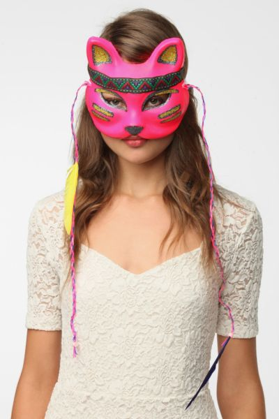 Cousin Cupcake Cat Mask