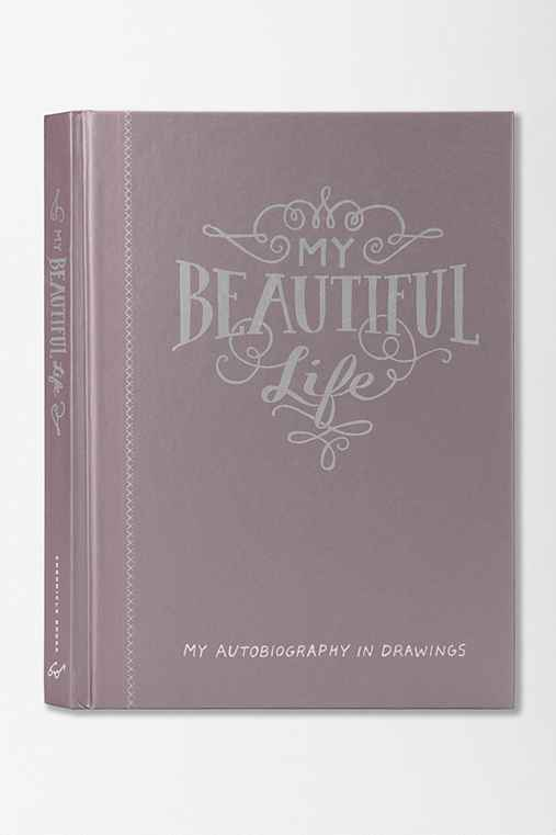 My Beautiful Life Journal By Chronicle Books