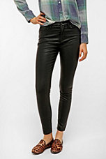 BDG Twig High-Rise Faux Leather 5-Pocket Pant