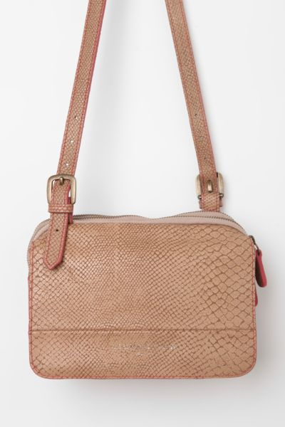 LIEBESKIND Berlin Snake Crossbody Bag