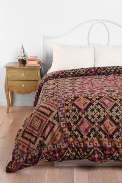 Magical Thinking Ancient Geo Duvet Cover