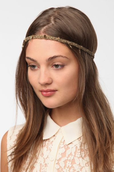 Twisted Chain Headwrap