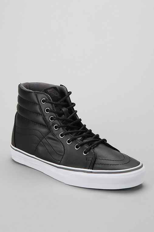 Vans Sk8-Hi Women's Coated High-Top Sneaker