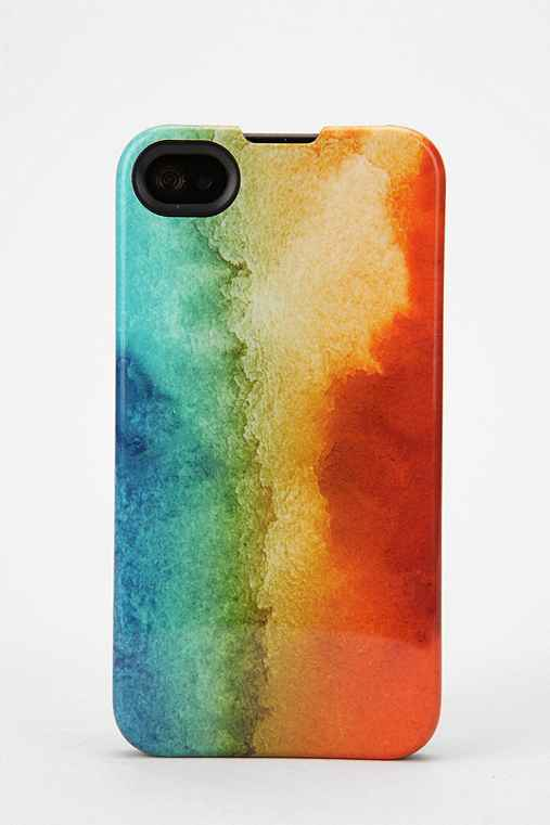 Agent 18 Watercolor iPhone 4/4s Case