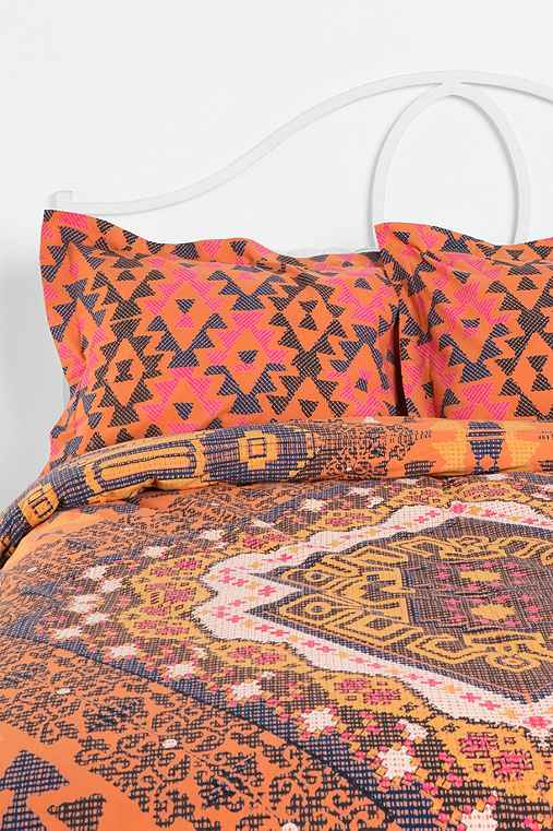 Magical Thinking Kilim Medallion Sham - Set Of 2