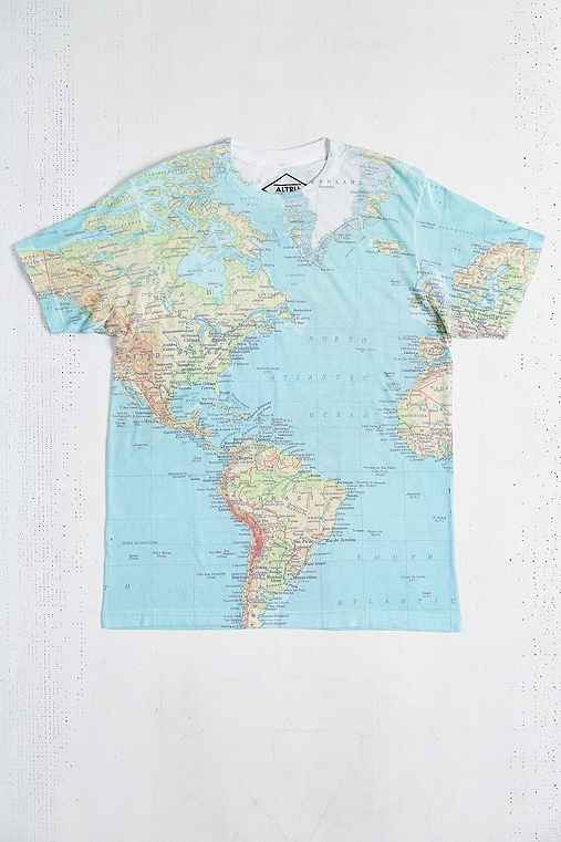 Altru Around The World Tee