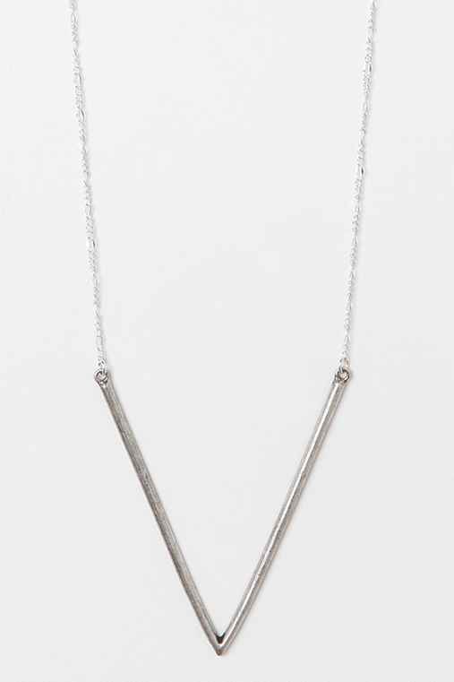 Freestyle Arrow Necklace