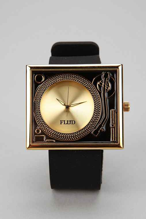 Flud Turntable Watch