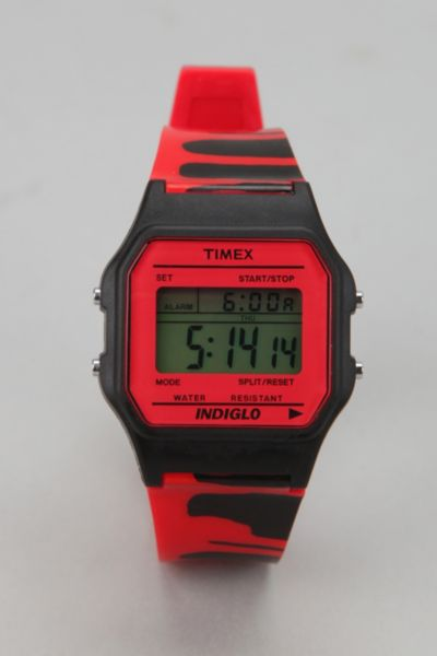 Timex 80 Pattern Watch