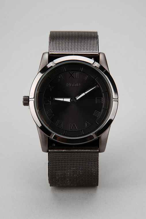 Flud The Moment Watch,CHARCOAL,ONE SIZE