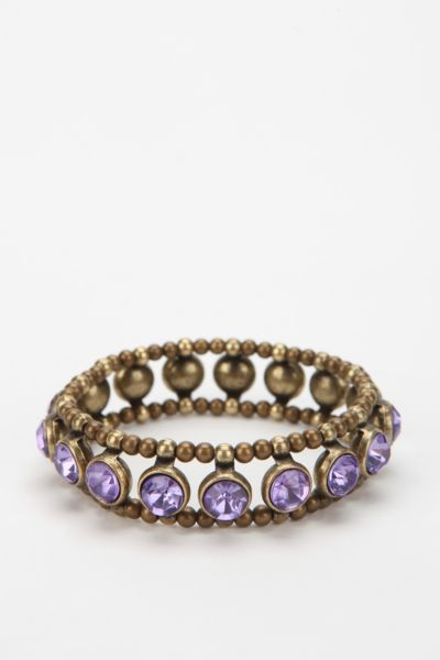 Crystal Mountain Bracelet