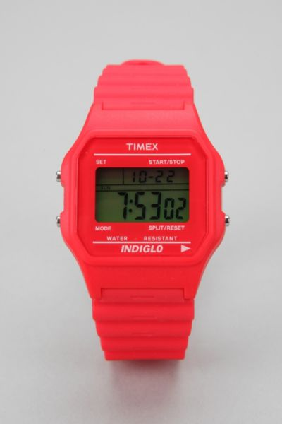 Timex 80 Digital Watch