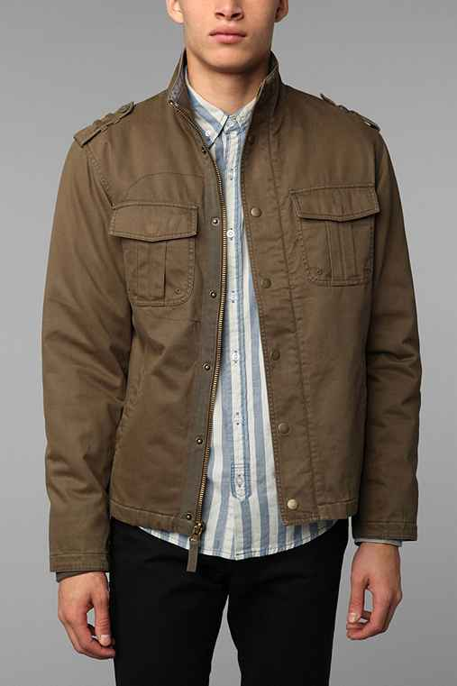 All-Son New Valley Military Jacket
