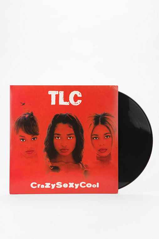 TLC - CrazySexyCool LP