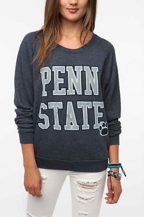Recycled Karma College Sweatshirt