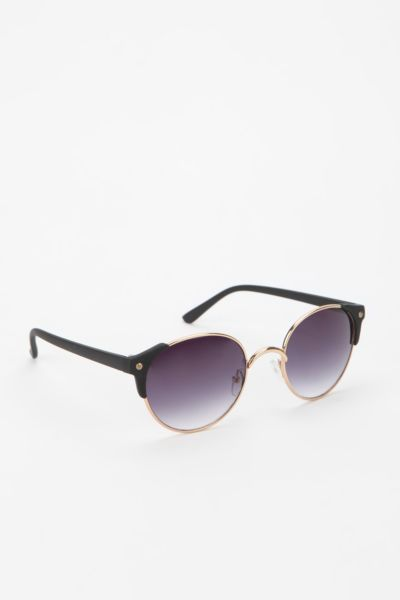 Del Mar Rounds Sunglasses
