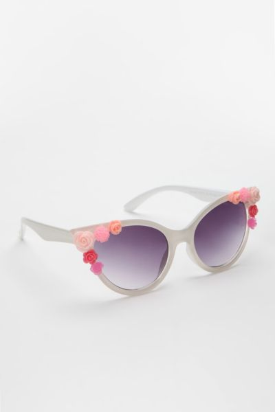 Toyland Cat-Eye Sunglasses