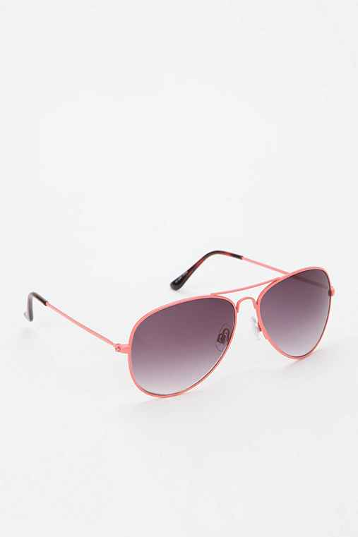 Lollipop Aviator Sunglasses
