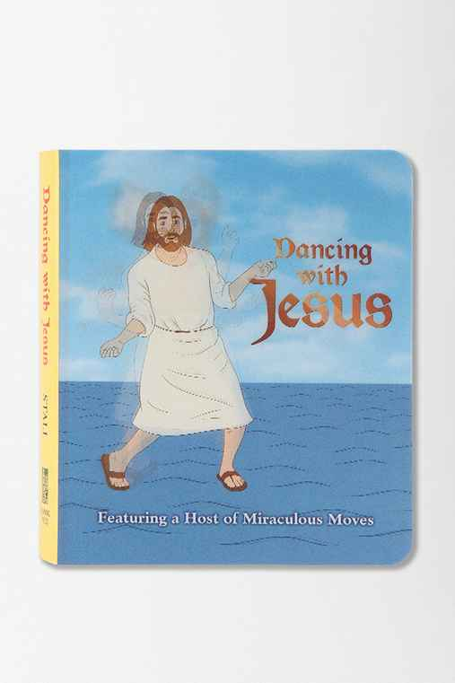 Dancing With Jesus by Sam Stall