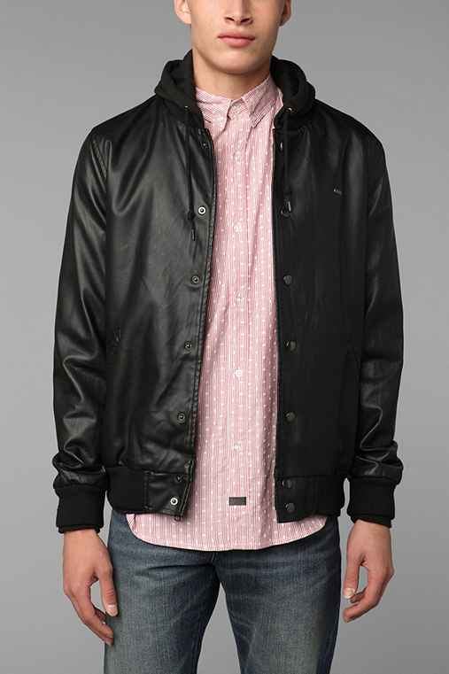 OBEY Varsity Legend Jacket