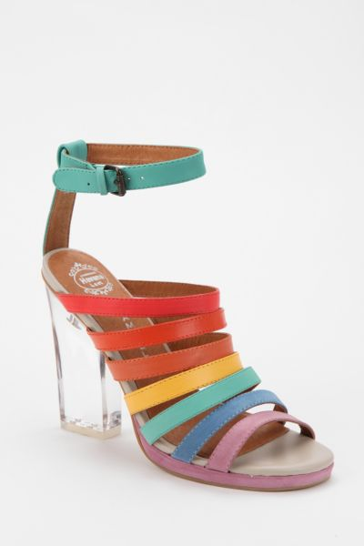 Jeffrey Campbell Party Heeled Sandal