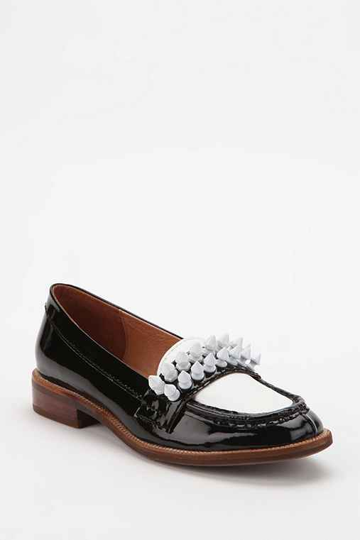 Jeffrey Campbell Bite Spike Loafer